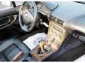 2001 BMW Z3 Black Interior Dashboard Photo