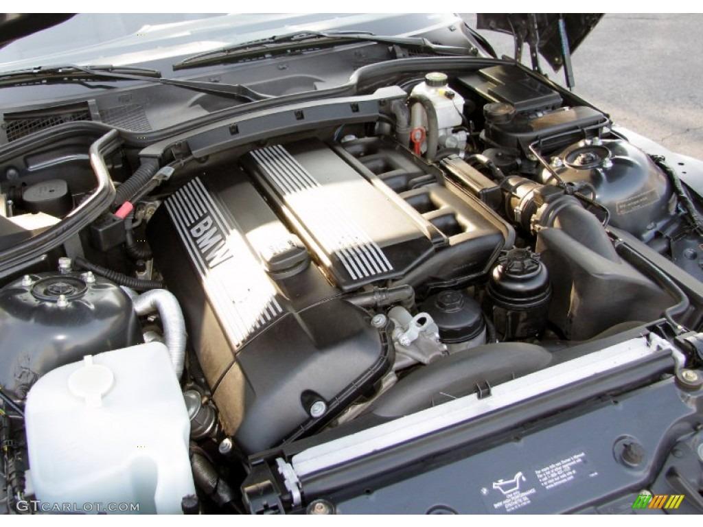 2001 bmw z3 roadster 2 5 liter dohc 24 valve inline 6 cylinder engine photo 58528442. Black Bedroom Furniture Sets. Home Design Ideas