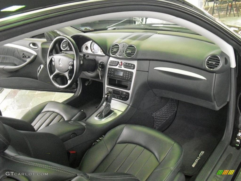 2003 Mercedes Benz Clk 55 Amg Coupe Interior Photos