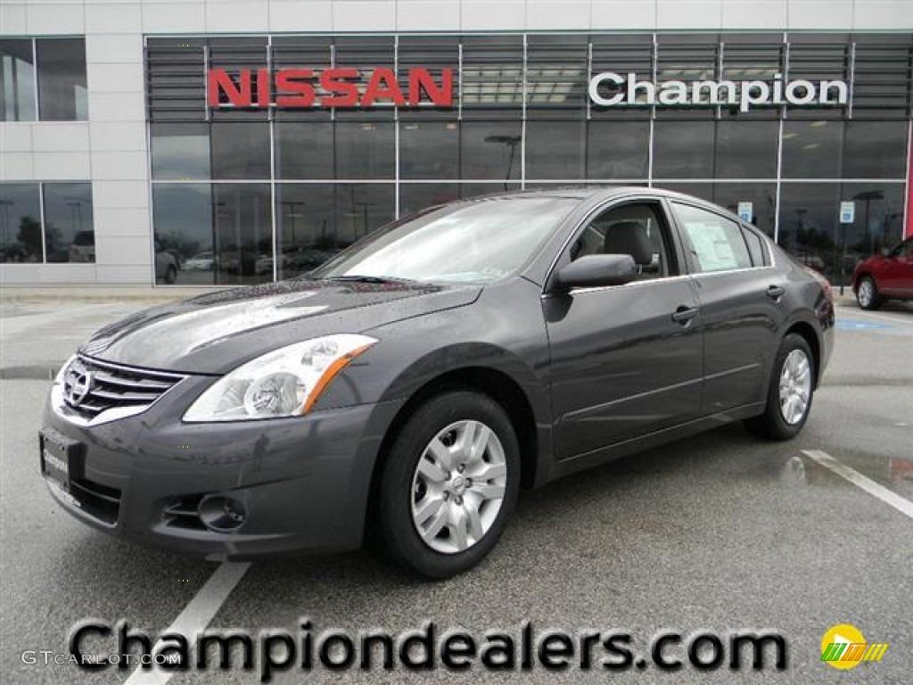 2012 Dark Slate Nissan Altima 2 5 58501215 Gtcarlot Com