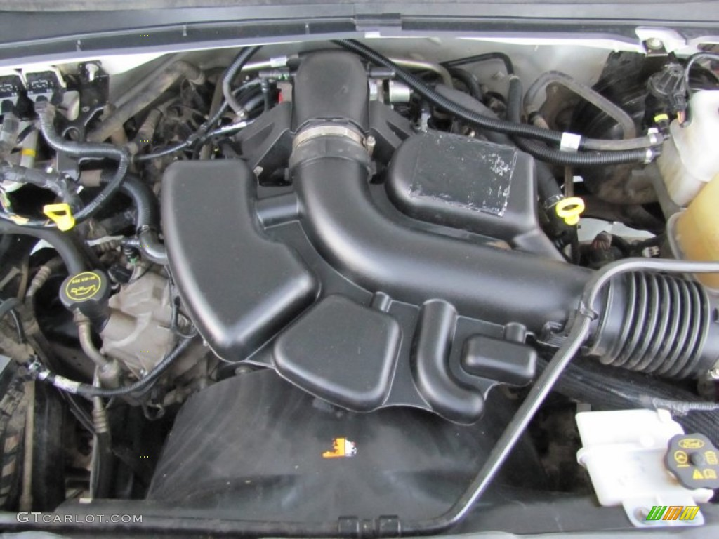 2008 Ford F250 Super Duty Xl Crew Cab 4x4 Chassis 5 4l
