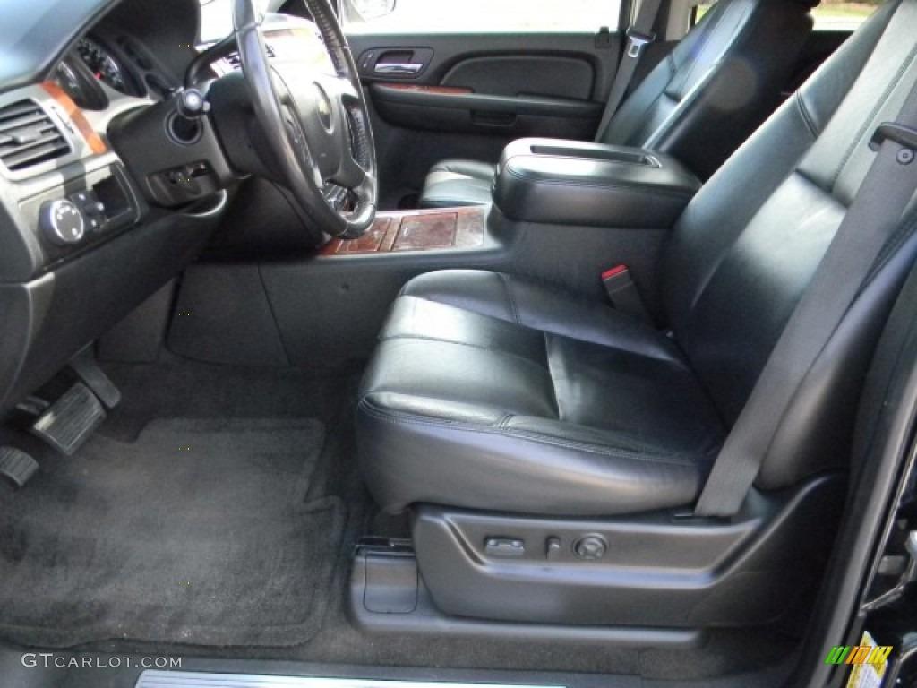2008 Chevrolet Tahoe Ltz Interior Photo 58548311