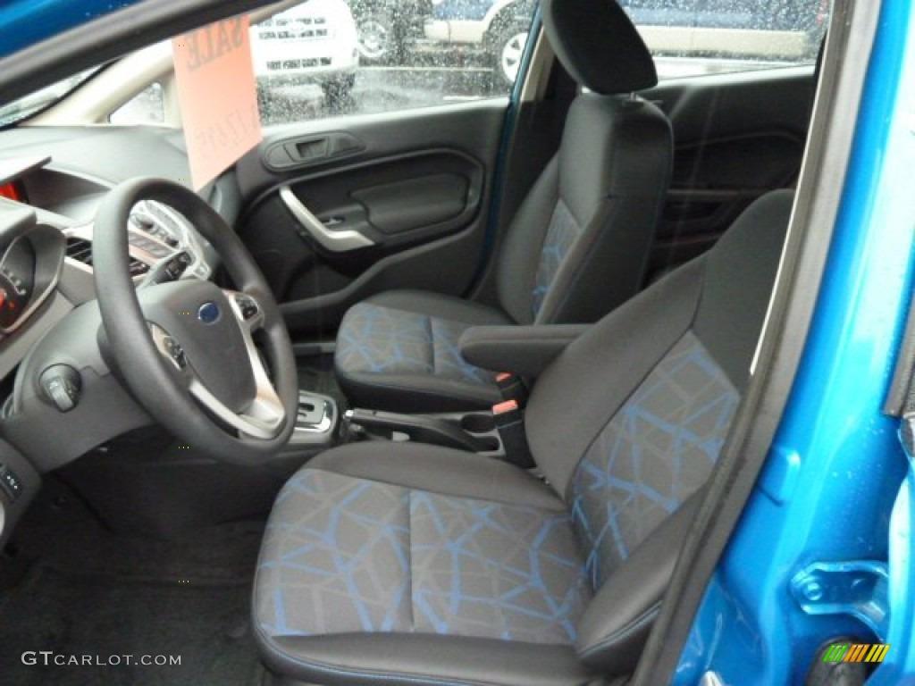 2012 Ford Fiesta Se Hatchback Interior Photo 58548785