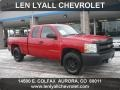 Victory Red 2007 Chevrolet Silverado 1500 Gallery
