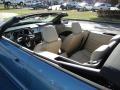 2007 Windveil Blue Metallic Ford Mustang GT Premium Convertible  photo #11