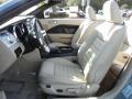 2007 Windveil Blue Metallic Ford Mustang GT Premium Convertible  photo #16