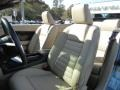 2007 Windveil Blue Metallic Ford Mustang GT Premium Convertible  photo #17