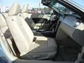 2007 Windveil Blue Metallic Ford Mustang GT Premium Convertible  photo #21
