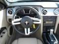 2007 Windveil Blue Metallic Ford Mustang GT Premium Convertible  photo #25