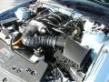 2007 Windveil Blue Metallic Ford Mustang GT Premium Convertible  photo #33