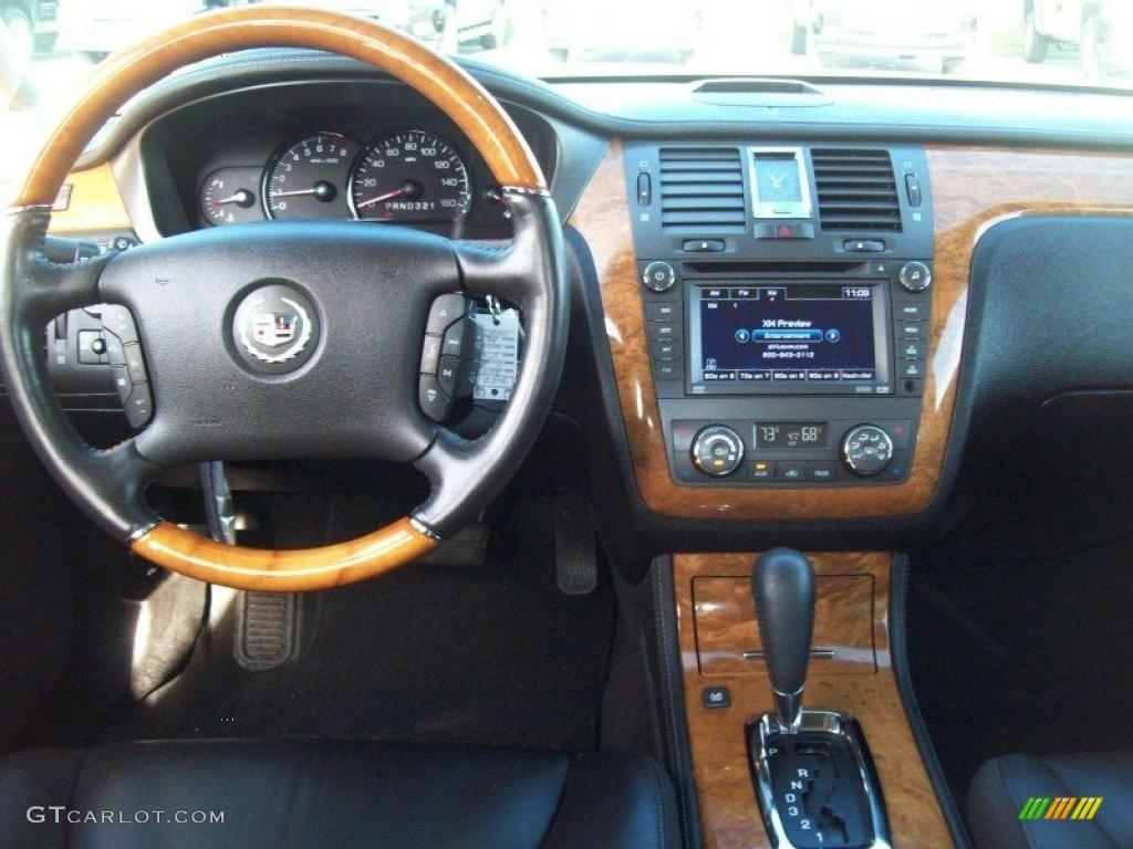 Cadillac Vin Decoder >> 2009 Cadillac DTS Platinum Edition Ebony Dashboard Photo ...