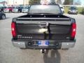 2012 Black Chevrolet Silverado 1500 LTZ Extended Cab 4x4  photo #13