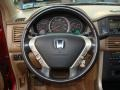2005 Honda Pilot Saddle Interior Steering Wheel Photo