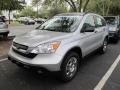 2009 Alabaster Silver Metallic Honda CR-V LX  photo #4