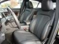 2012 MKS AWD Charcoal Black Interior