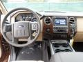 2012 Golden Bronze Metallic Ford F250 Super Duty Lariat Crew Cab 4x4  photo #30