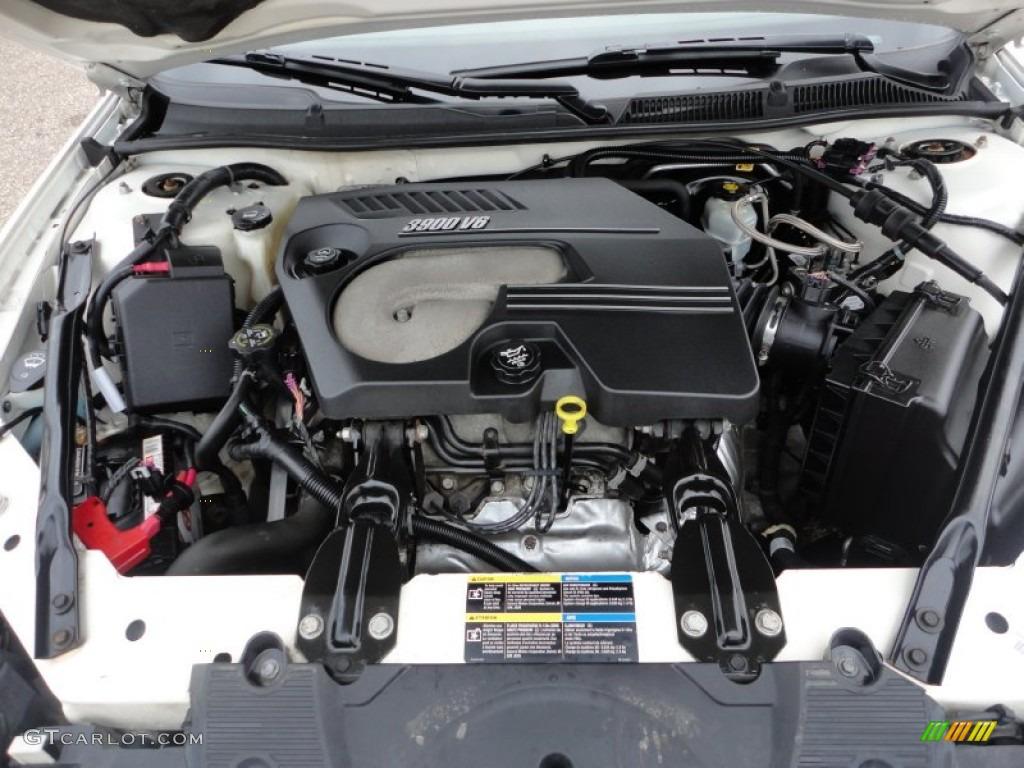 2006 chevrolet impala ltz 3 9 liter ohv 12 valve vvt v6. Black Bedroom Furniture Sets. Home Design Ideas