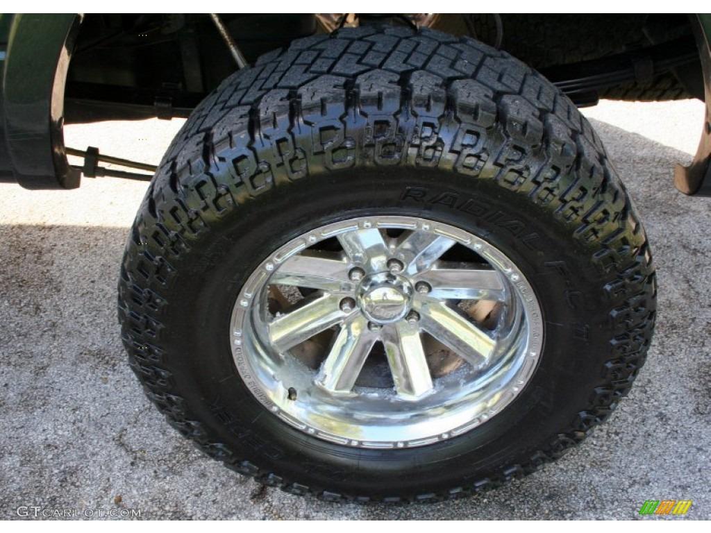 2004 Ford F150 Lariat Supercrew 4x4 Custom Wheels Photo 58591986 F 150