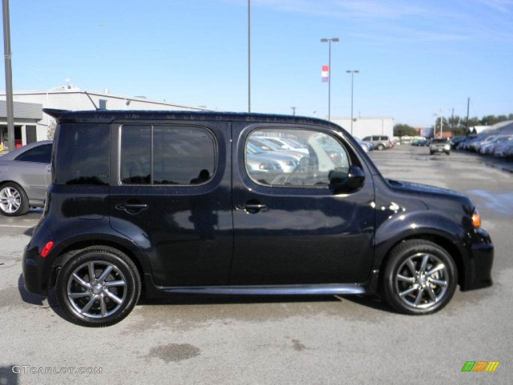 2011 sapphire black pearl nissan cube krom edition 58555089 photo 2011 cube krom edition sapphire black pearl krom blackgray photo 3 vanachro Choice Image