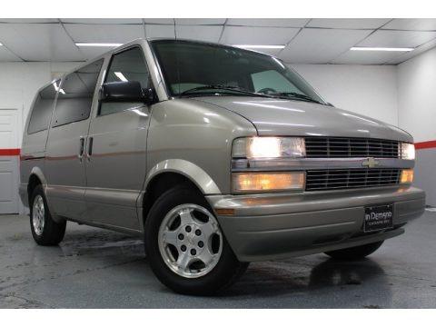 2004 Chevrolet Astro LS Passenger Van Data, Info and Specs