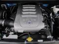 2008 Blue Streak Metallic Toyota Tundra Double Cab 4x4  photo #27