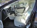 Cashmere 2012 Lincoln MKZ Interiors