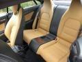 2010 E 550 Coupe Natural Beige Interior