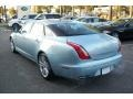 2012 Crystal Blue Metallic Jaguar XJ XJL Portfolio  photo #7