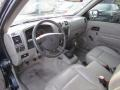 2007 GMC Canyon Pewter Interior Prime Interior Photo
