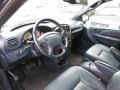 Navy Blue 2003 Chrysler Town & Country Interiors