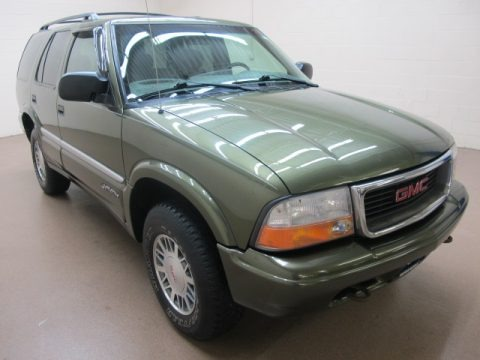 2001 Gmc Jimmy Sle 4x4 Data Info And Specs