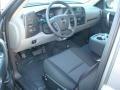 2012 Mocha Steel Metallic Chevrolet Silverado 1500 LS Crew Cab 4x4  photo #4