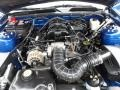 2007 Vista Blue Metallic Ford Mustang V6 Premium Coupe  photo #20