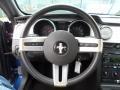 2007 Vista Blue Metallic Ford Mustang V6 Premium Coupe  photo #34