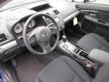 Black Prime Interior Photo for 2012 Subaru Impreza #58657259