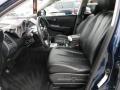2007 Midnight Blue Pearl Nissan Murano SE AWD  photo #8