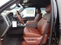 2012 Tuxedo Black Metallic Ford F250 Super Duty King Ranch Crew Cab 4x4  photo #12