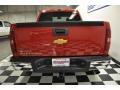 2012 Victory Red Chevrolet Silverado 1500 LT Crew Cab 4x4  photo #5