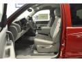 2012 Victory Red Chevrolet Silverado 1500 LT Crew Cab 4x4  photo #10
