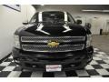 2012 Black Chevrolet Silverado 1500 LTZ Crew Cab 4x4  photo #2