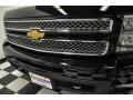 2012 Black Chevrolet Silverado 1500 LTZ Crew Cab 4x4  photo #3