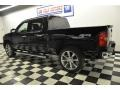 2012 Black Chevrolet Silverado 1500 LTZ Crew Cab 4x4  photo #4
