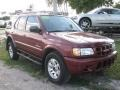 2002 Currant Red Mica Isuzu Rodeo LS #58664417