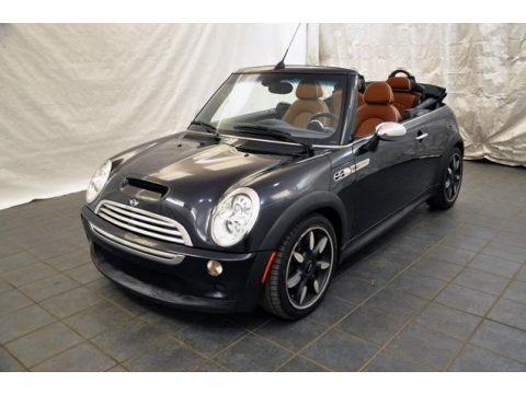2007 Mini Cooper S Convertible Sidewalk Edition Data Info And Specs