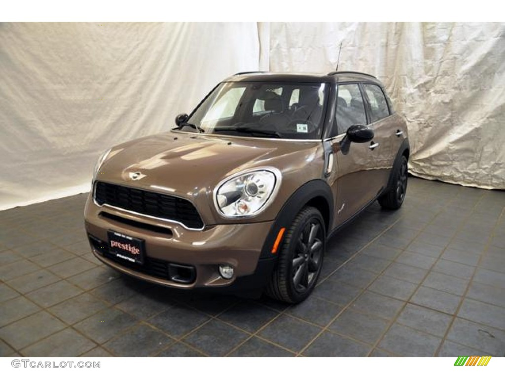 2011 light coffee mini cooper s countryman all4 awd 58664181 photo 12 car. Black Bedroom Furniture Sets. Home Design Ideas