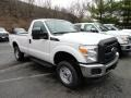 Oxford White 2012 Ford F250 Super Duty Gallery