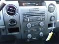 Controls of 2012 F150 STX SuperCab