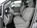 Gray 2012 Nissan Quest Interiors