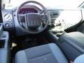2012 Ingot Silver Metallic Ford F250 Super Duty XLT Crew Cab 4x4  photo #8
