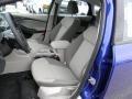 2012 Sonic Blue Metallic Ford Focus SE 5-Door  photo #11